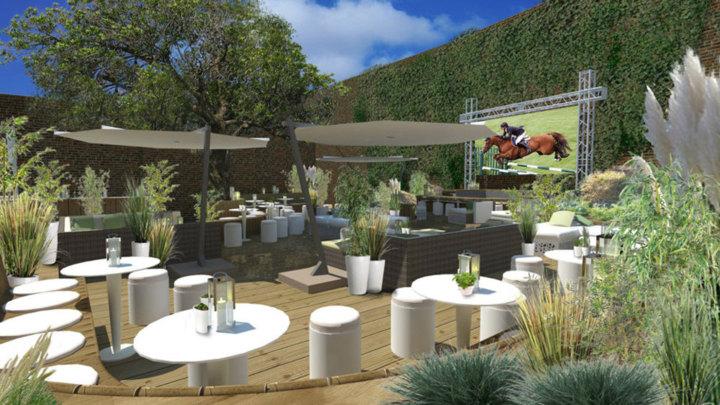 J.O. 2012 : Omega dévoile la Omega House