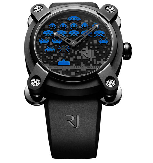 Space Invaders RJ-Romain Jerome pour Colette
