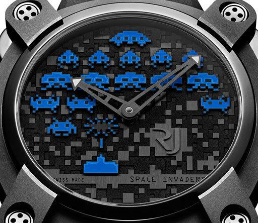 Les Space Invaders de RJ-Romain Jerome débarquent chez Colette