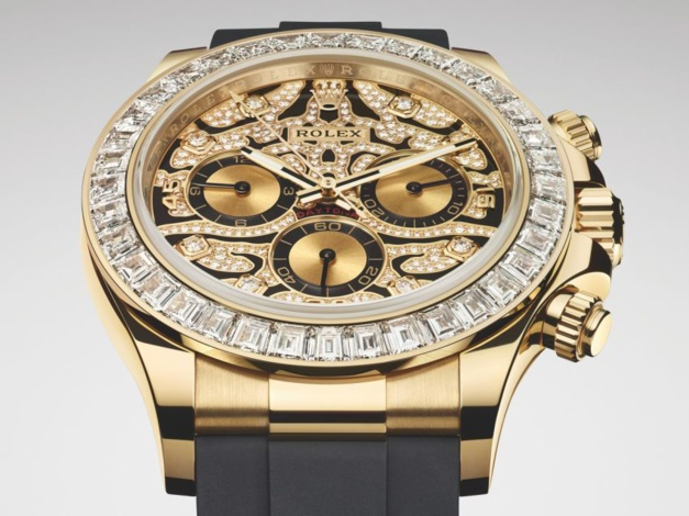 Rolex Daytona dit Eye of the tiger