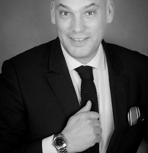 Frédéric Bondoux, patron de Grand Seiko Europe