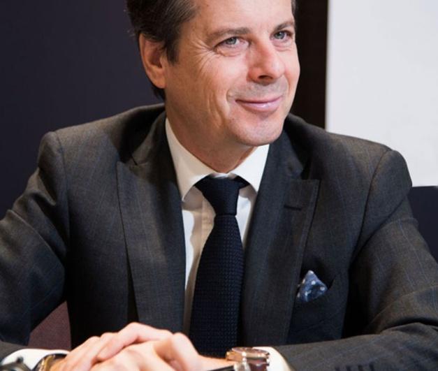 Jérôme Biard, PDG de Roventa Henex