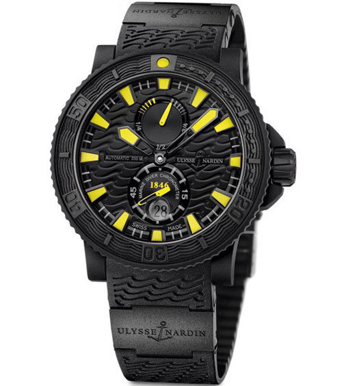 Black Sea Ulysse Nardin