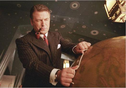 Aviator, Alec Baldwin, DR