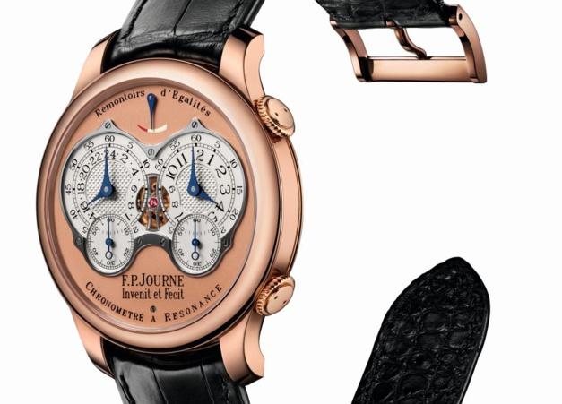 F.P.Journe : son fameux Chronomètre à résonance fête ses 20 ans !