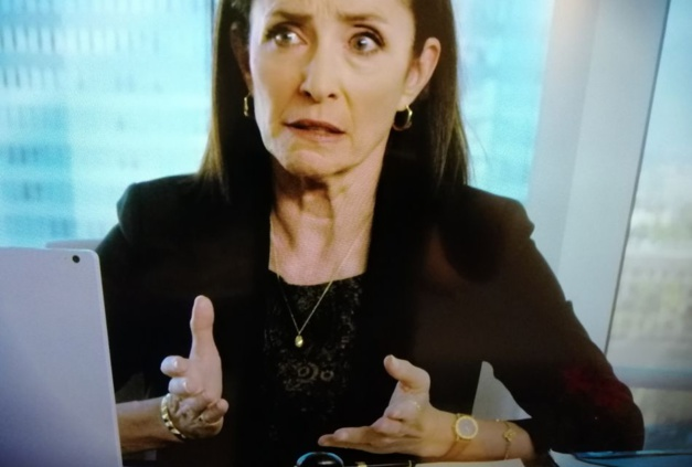 Bosch saison 5, Mimi Rogers, copyright Amazon Prime