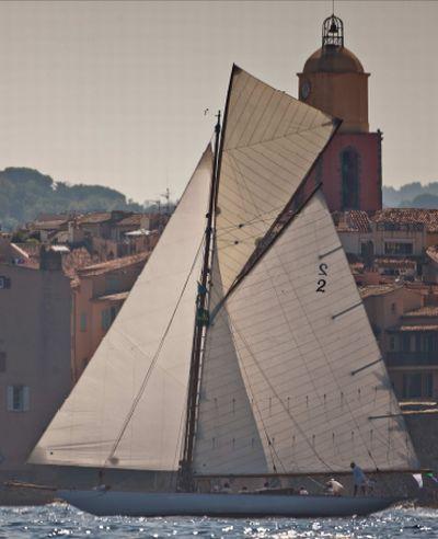 Les Voiles de Saint-Tropez : le Trophée Rolex du 29 septembre au 7 octobre 2012