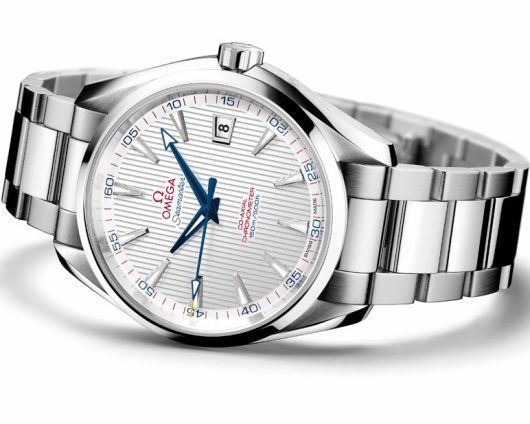 Seamaster Aqua Terra « Captain's Watch »