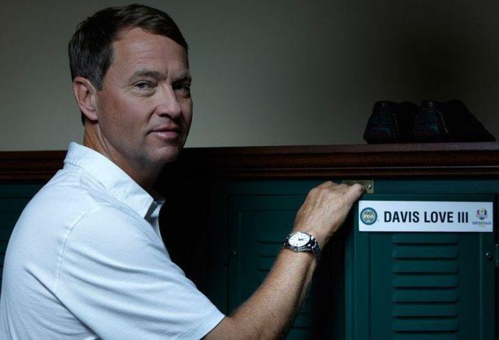 Seamaster Aqua Terra « Captain's Watch » : hommage à la Ryder Cup de golf