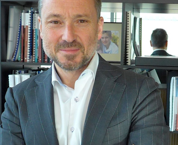 Jean-Marc Pontroué, CEO d'Officine Panerai