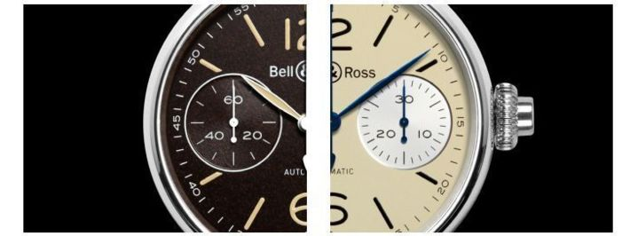 Bell & Ross Chronographe Monopoussoir Vintage WW1