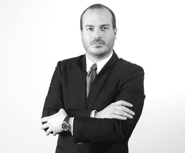Maxime Herbelin, directeur marketing de Michel Herbelin