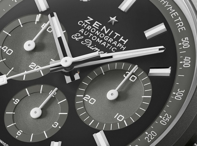 "Zenith Chronomaster Revival ""Shadow"""