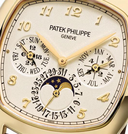 Patek Philippe 5940 quantième perpétuel extra-plat à remontage automatique
