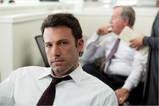 Ben Affleck, The company men, DR