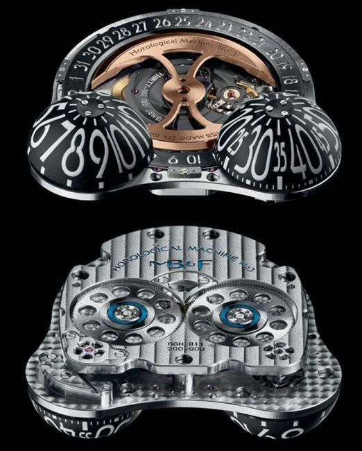 HM3 Poison Dart Frog MB&F : édition limitée The Hour Glass
