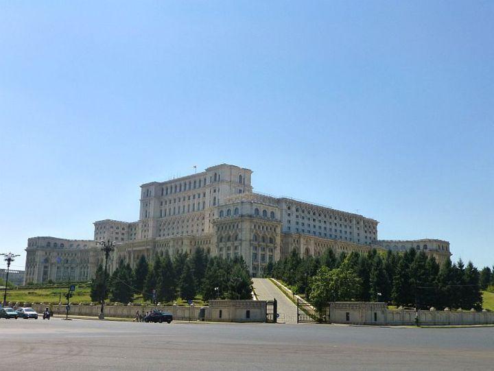 Bucarest : l'offre horlogère se concentre Calea Victoriei