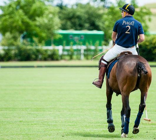 Piaget : une équipe de polo à ses couleurs en Suisse