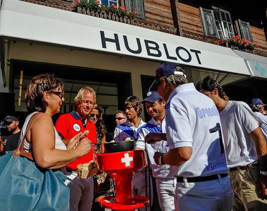 Hublot : une nouvelle boutique à Gstaad