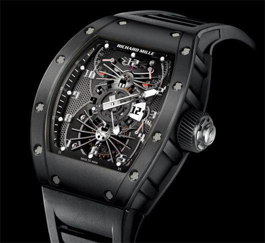 Richard Mille Tourbillon RM 022 Carbone