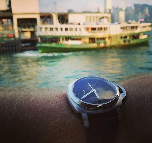 """Hong-Kong : Panerai ouvre un espace """"accessoires horlogers"""" dans son flagship de Kowloon"""