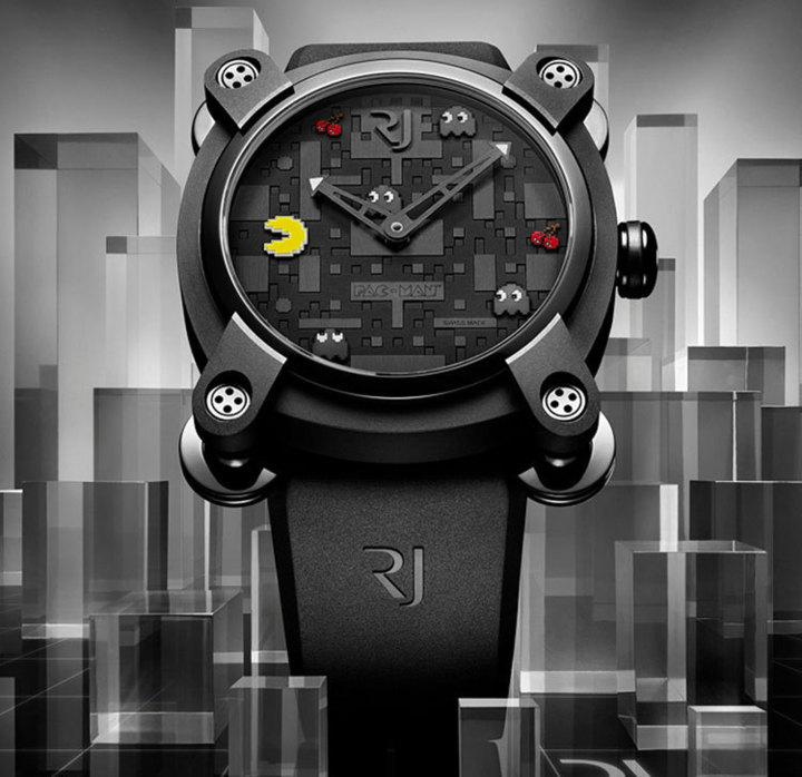 RJ-Romain Jerome : Pac-Man fever