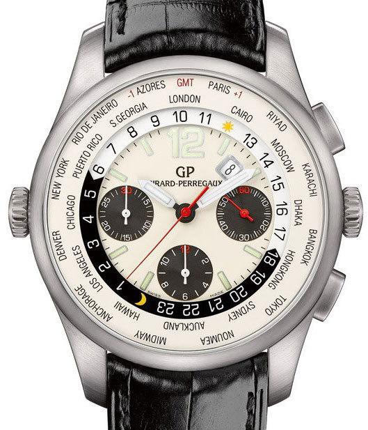 Girard-Perregaux ww.tc chronograph