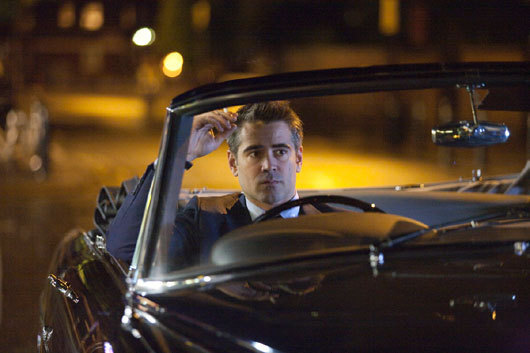 Colin Farrell dans London Boulevard, DR