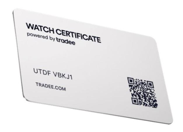 Watch Certificate : de l'art de garantir l'authenticité de votre montre
