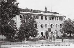 Siège d'Audemars Piguet en 1875 où se trouve l'actuel musée de la Manufacture
