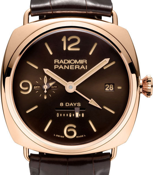 Panerai Radiomir 8 Days GMT Oro Rosso - 45 mm Special Edition