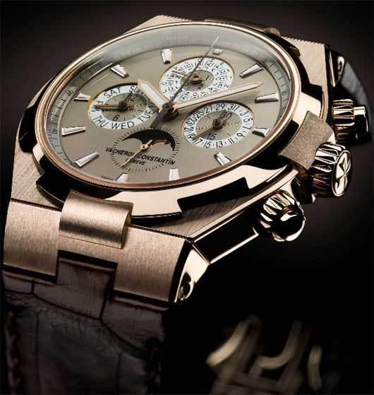 Vacheron Constantin Overseas : chronographe grande date et chronographe QP, deux nouvelles références