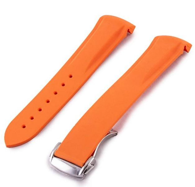 ABP Concept : de nouveaux bracelets en caoutchouc pour les Seamaster et les Big Bang