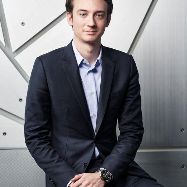 Frédéric Arnault, PDG de TAG Heuer