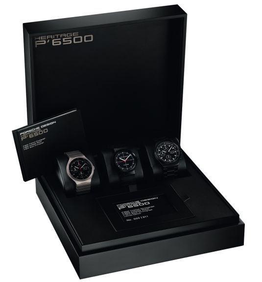 Porsche Design Heritage P'6500 : l'aboutissement