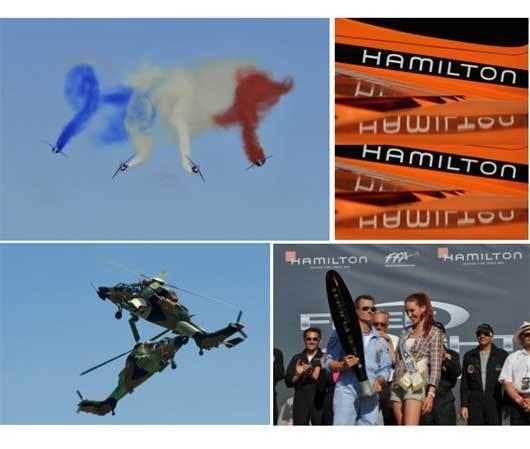 Hamilton : rentrée aéronautique à Coulommiers le week-end prochain
