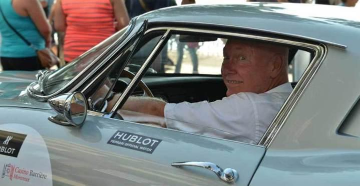Montreux : des voitures de légende sur le lac Léman avec Hublot