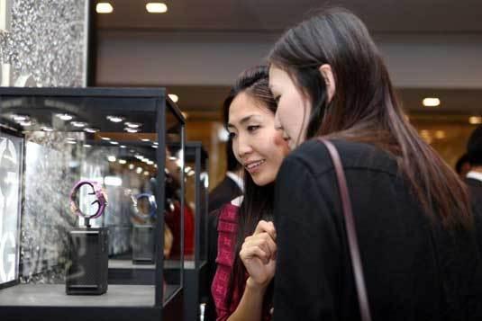 Hublot : ouverture d'une boutique exclusive à Oulan-Bator en Mongolie