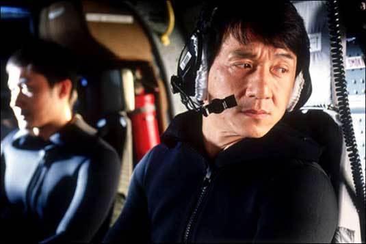 Le médaillon, Jackie Chan, DR