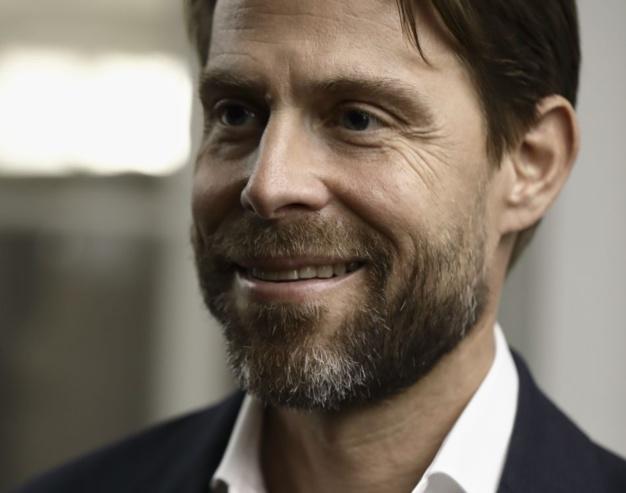 Rolf Studer, co-ceo d'Oris