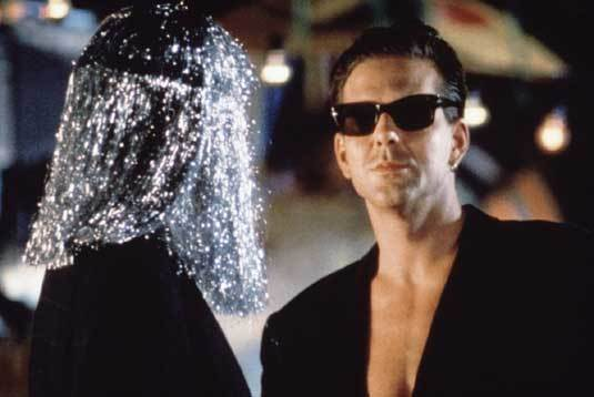 L'orchidée sauvage, Mickey Rourke, DR