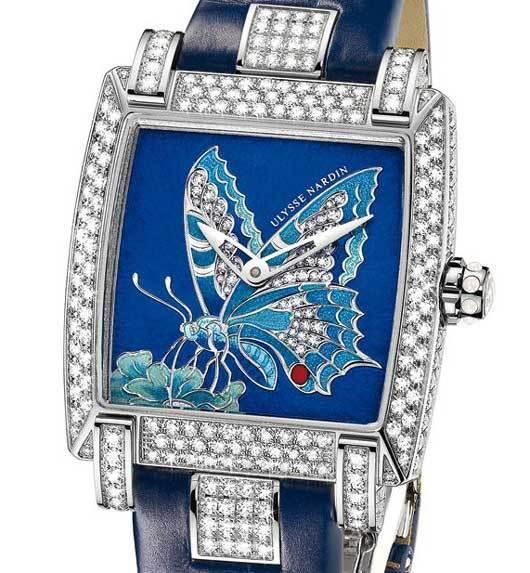 Caprice Butterfly Ulysse Nardin