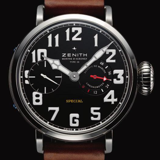 Zenith Pilot : une collection en hommage aux pionniers de l'aviation