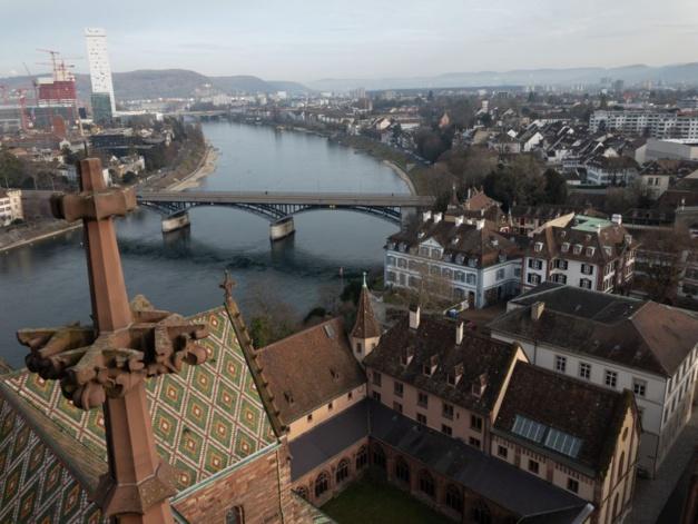 Bâle : retour sur un hôtel mythique, le Grand Hôtel Les Trois Rois