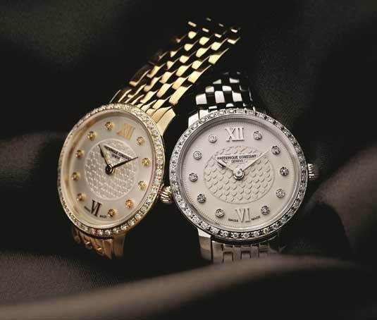 Frédérique Constant Mini Slimline : retour aux petites montres pour femmes