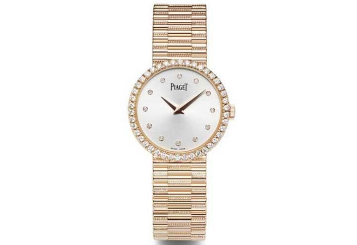 Piaget Tradition : bracelets or et calibre mécanique au service de l'élégance féminine
