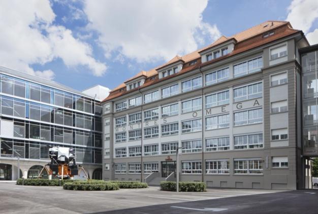 Manufacture Omega à Bienne