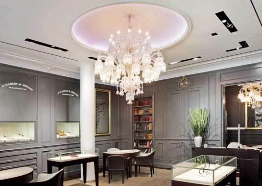 Lange & Söhne fête le cinquième anniversaire de sa boutique de Dresde