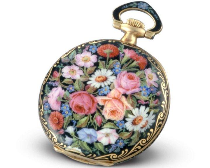 Genève : exposition Art Floral à la Maison Vacheron Constantin