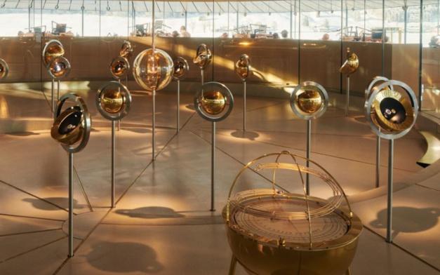 Ouverture du Musée Atelier Audemars Piguet dans la Vallée de Joux